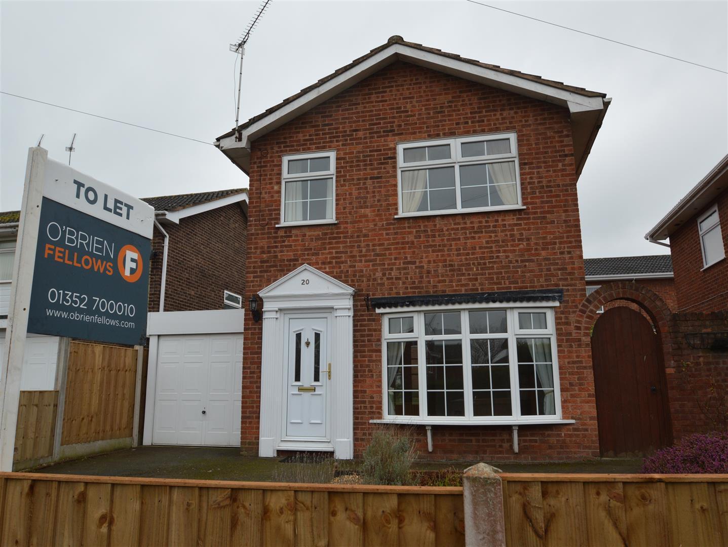Detached House, Llewelyn Drive, Flintshire